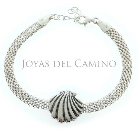 St James Way Scallop Shell bracelet itinere