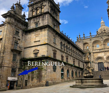 Berenguela Catedral de Santiago de Compostela
