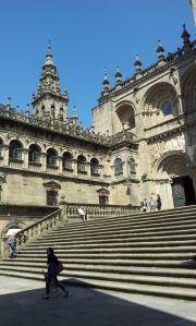 Praza das Praterias Plaza de las Platerias Santiago e Compostela